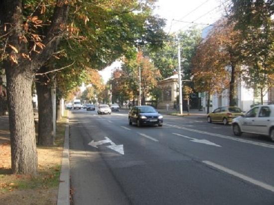 Circulatie intrerupta, sambata, pe Bulevardul Independentei din Ploiesti