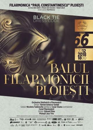 Balul Filarmonicii Ploiesti 2018