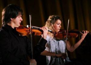 Artisti de exceptie la Ploiesti! Directorul artistic al Academiei Internationale de Muzica Yehudy Menuhin, pe scena Filarmonicii