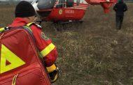 ACCIDENT MORTAL pe DN 1A, în județul Prahova. Una dintre victime, preluată de Elicopterul SMURD