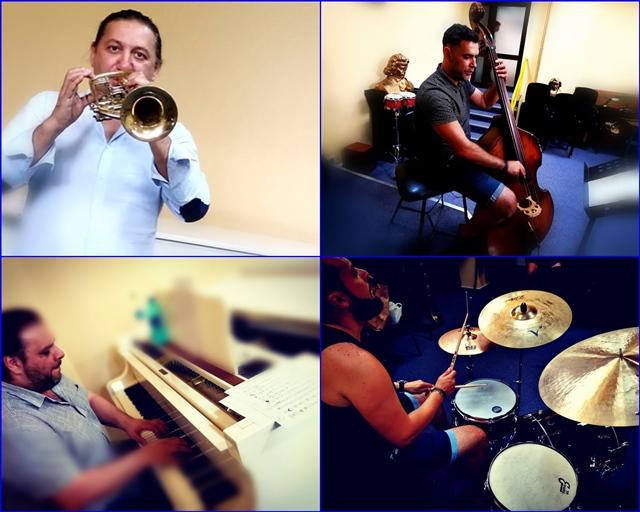 CONCERT DE COLECTIE: Emil Bizga si Ploiesti Jazz Trio, pe scena Filarmonicii