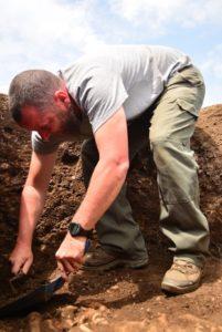 EVENIMENT CU ECOU ISTORIC IMPRESIONANT:  Mormantul unui adolescent din cultura Yamnaya salvat de arheologii prahoveni