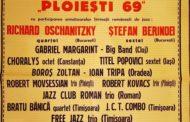1000 de emotii: AFISUL EDITIEI I A PRIMULUI FESTIVAL DE JAZZ DIN ROMANIA- PLOIESTI 1969