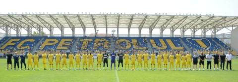 Petrolul Ploiesti, repetitie cu 4 goluri inaintea startului in Liga 2
