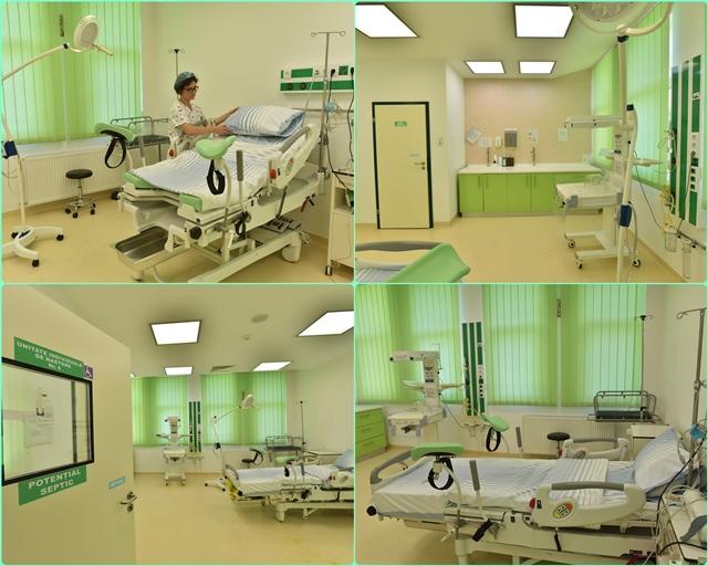 Confort sporit pentru viitoarele mame, la Spitalul de Obstetrica-Ginecologie Ploiesti