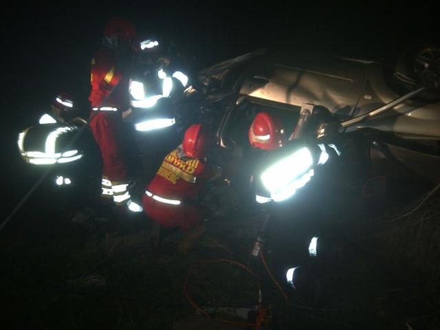 Accident mortal la Mehedinta, sub impactul alcoolului la volan!