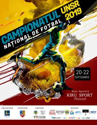 Campionat National de Fotbal intre centre universitare din Romania, la Ploiesti