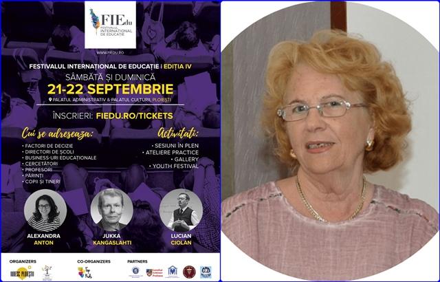 Festivalul International de Educatie, timp de doua zile, la Ploiesti!