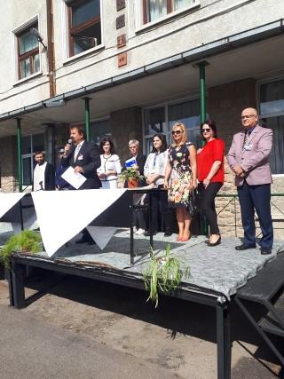 Participarea CCI Prahova la festivitatea de deschidere a anului scolar la Liceul Energetic Campina