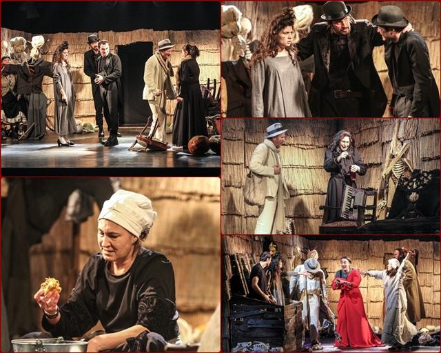 """HAI LA TEATRU!!! Sambata se joaca un spectacol perfect pentru sfarsitul de saptamana, """"Piatra din Casa""""!"""