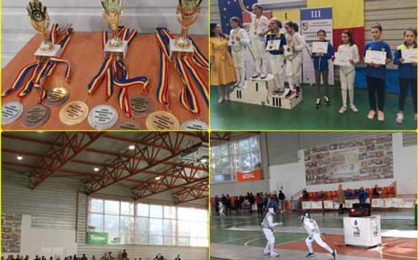 Ploiesti: Campionatul de Floreta pentru copii, competitie finantata de CJ Prahova