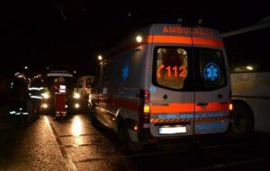 Barbat mort dupa ce a fost lovit de un autobuz la doi pasi de intrarea in Ploiesti dinspre Berceni