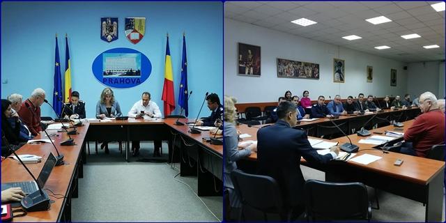 Comitetul Judetean pentru Situatii de Urgenta Prahova si Centrului Local de Combatere a Bolilor Prahova, convocate in sedinta de urgenta!