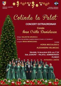 """Corala """"Ioan Cristu Danielescu"""" ne invita la Concertul Extraordinar de Craciun"""
