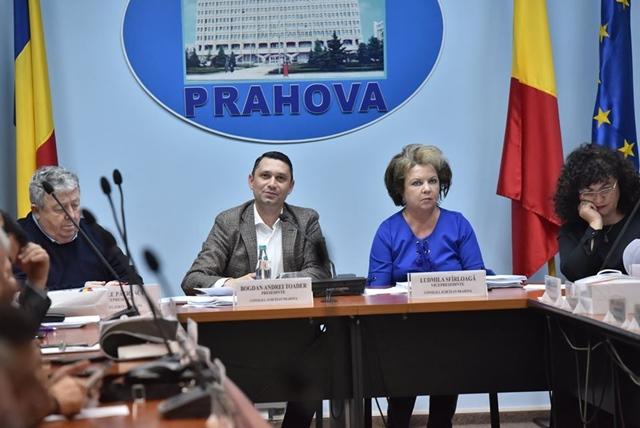 Consilierii judeteni au aprobat: 1,5 milioane de lei pentru colectarea selectiva a deseurilor la Ploiesti