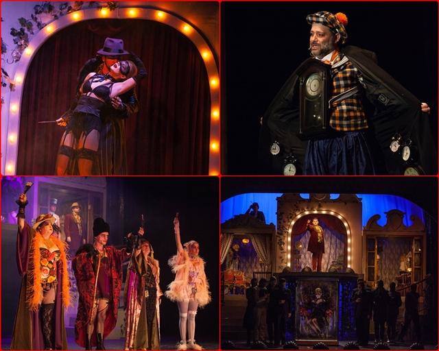 """WOW! Spectacolul """"Zaraza"""", pe scena Teatrului National """"I.L.Caragiale"""" Bucuresti! DA, MERITA!"""
