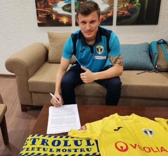 Petrolul Ploiesti a transferat un international albanez, cu meciuri in Europa League