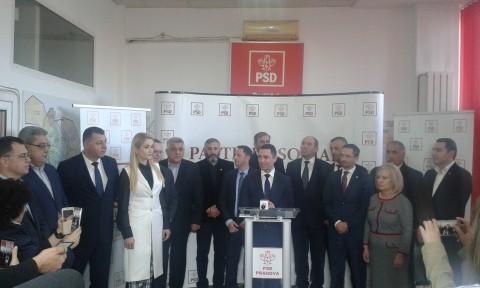 PSD Prahova a anuntat candidatii pentru 80% din localitatile judetului
