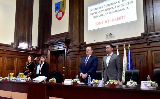 """Bogdan Toader: """"În mandatul meu, CJ va continua să susțină financiar dezvoltarea comunelor din Prahova"""""""