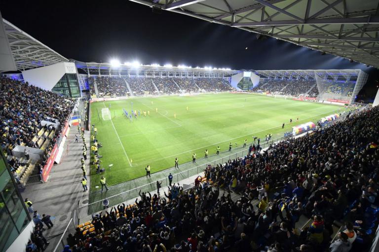 """Inca un meci international de fotbal pe arena """"Ilie Oana"""" din Ploiesti!"""