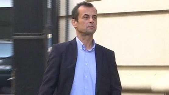 Ex-procurorul Mircea Negulescu, arestat pentru 30 de zile de procurorii de la Inalta Curtea de Casatie si Justitie