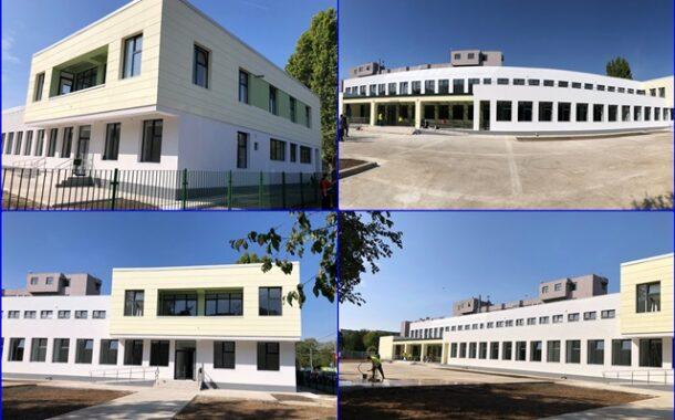 Cladirea primei scoli publice construite de la zero in Ploiesti a fost finalizata!