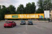"""""""POARTĂ MASCĂ, TRĂI-ȚI-AR FAMILIA!"""""""