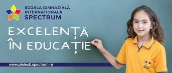 EXCLUSIV: Un elev olimpic din Sinaia a ales Școala Spectrum Ploiești pentru a studia