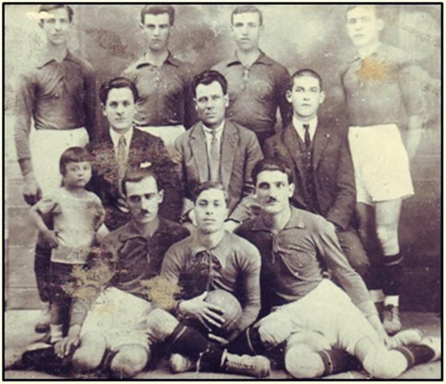 FOTO-UNICAT din istoria fotbalului prahovean