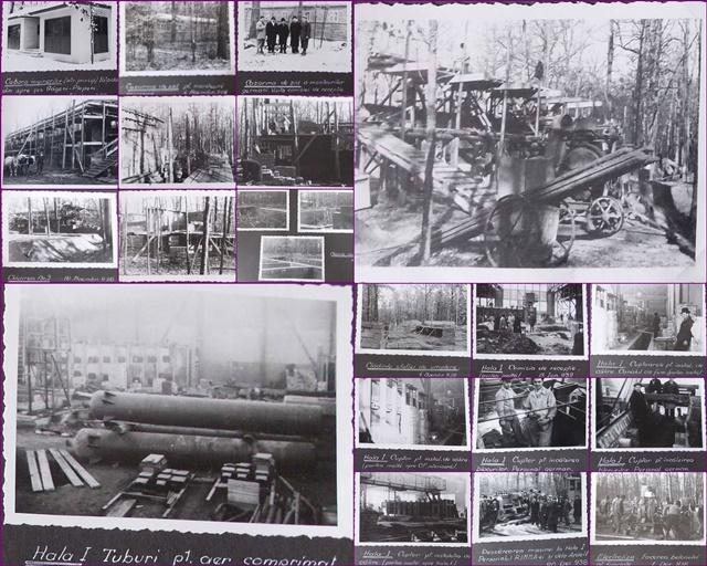 Imagini de colectie si momente-cheie din istoria uneia dintre cele mai prestigioase fabrici din Prahova si nu numai: UM PLOPENI