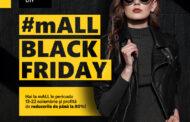 mALL BLACK FRIDAY ia startul la Ploiești Shopping City: Promoții și reduceri de până la 80% la branduri renumite