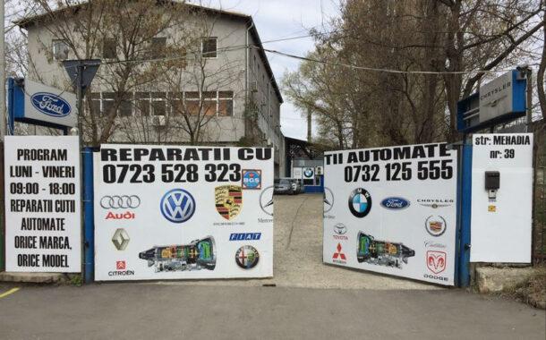 (P) Service auto profesionist ofera servicii reparatii cutii automate pentru autoturisme si autoutilitare