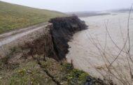 Ce solutie a gasit Primaria Ploiesti pentru digul de pe raul Teleajen