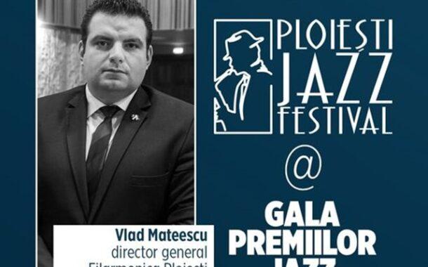 Vlad Mateescu si Ploiesti Jazz Festival- laureatii Galei Premiilor de Jazz