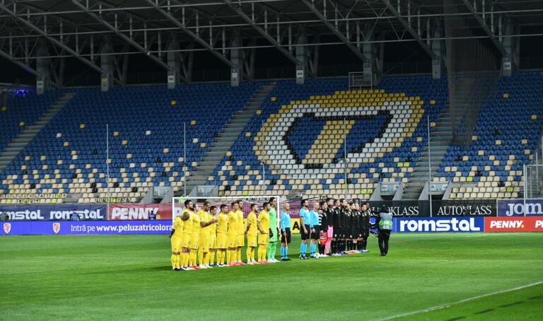 Romania incepe grupa de calificare pentru CM Qatar 2022 la Ploiesti!