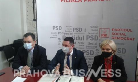 Radiografia bugetului judetului Prahova facuta de fostul presedinte CJ, Bogdan Toader