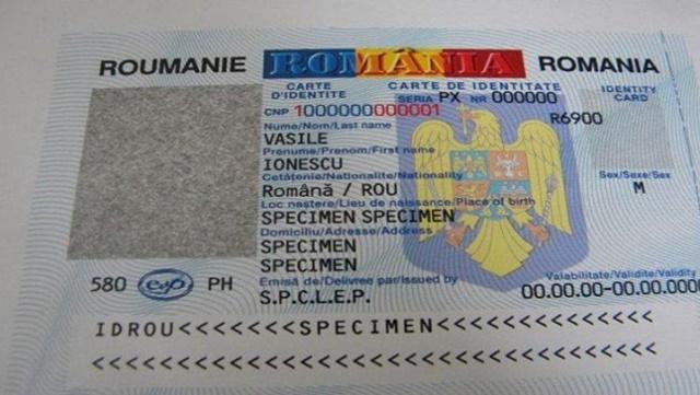 Romanii vor putea solicita cartea de identitate electronica