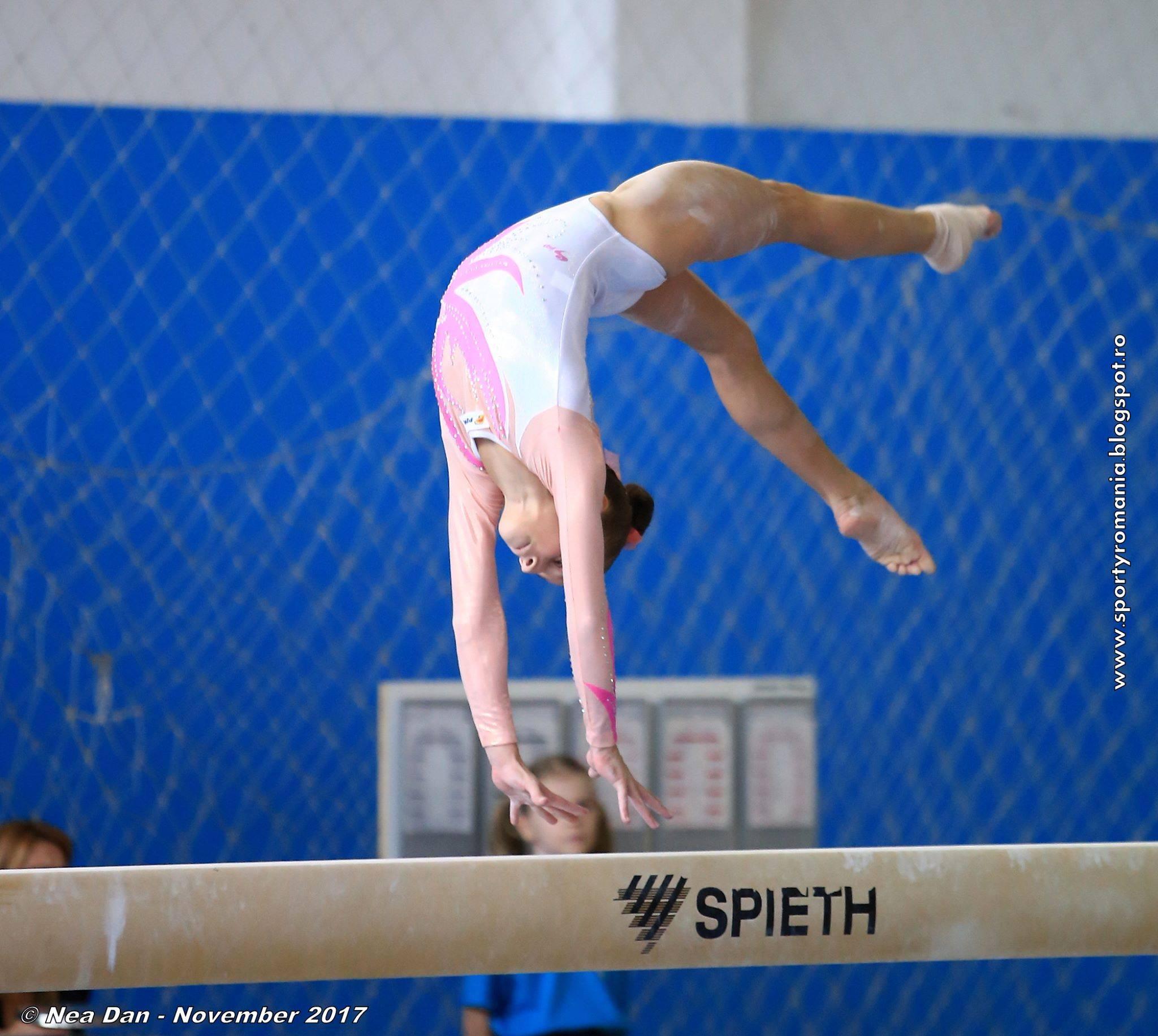 Campionat National de Gimnastica Artistica Feminina Junioare III la Ploiesti