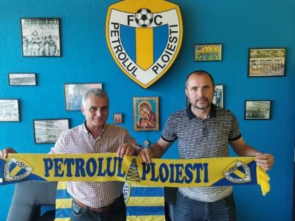Nicolae Constantin, noul antrenor al Petrolului Ploiesti