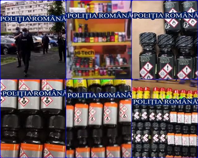 Perchezitii la… SEX SHOP-URI, in Prahova, in capitala si in alte 3 judete! Se cauta… substante periculoase!