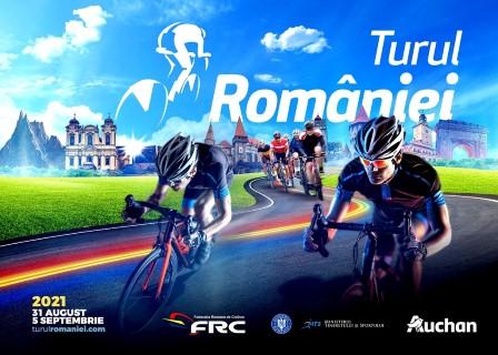 Turul Romaniei la Ciclism va trece prin Ploiesti!