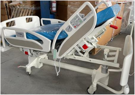 Donatie de paturi pentru doua spitale ploiestene