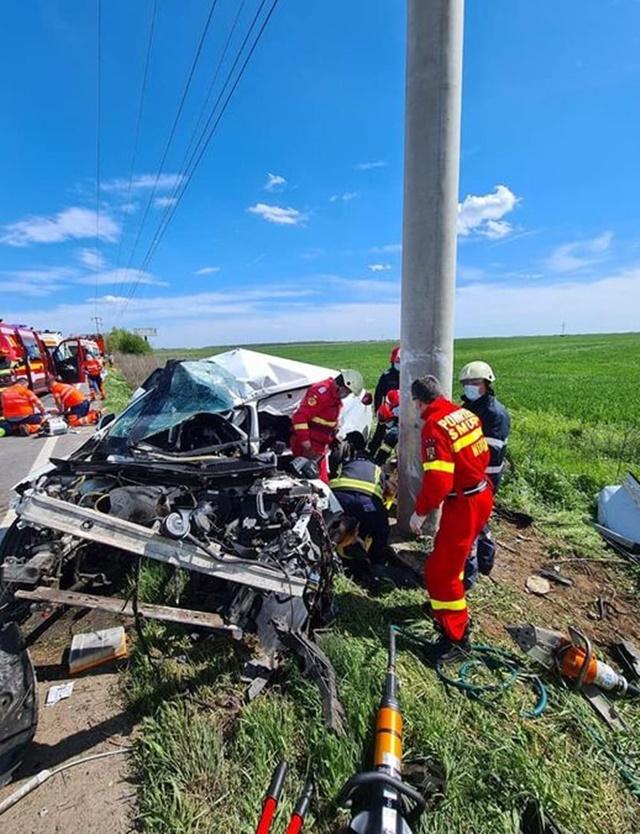 Romania, in 2020: 6.272 de accidente rutiere grave, soldate cu 1.664 de victime decedate. Prahova acum: in 3 saptamani- 8 morti