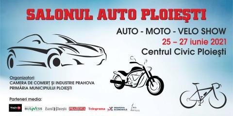 Salonul Auto Ploiesti: Auto – Moto – Velo Show