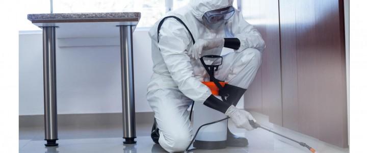 Un nou curs la CCI Prahova: Agent Dezinfectie, Deratizare, Dezinsectie (DDD), incepand cu 12 iulie 2021