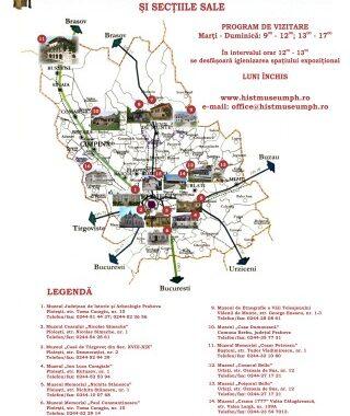 Bilete online la Muzeul Judetean de Istorie si Arheologie Prahova