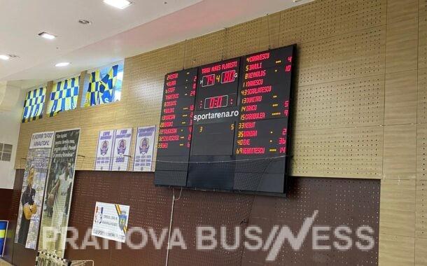 CSM Ploiesti a promovat in Liga Nationala de baschet masculin!