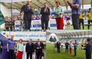"""Momente speciale pe stadionul """"Ilie Oana"""", in prezenta Familiei Regale"""