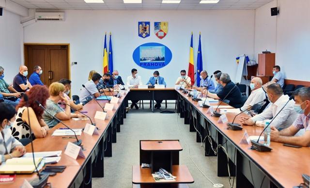 Subiecte discutate joi in Comisia de Dialog Social, la nivelul judetului Prahova