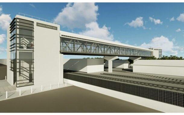 Propunere CNAIR: Pasarele cu… LIFT peste DN1, in 4 localitati de pe Valea Prahovei